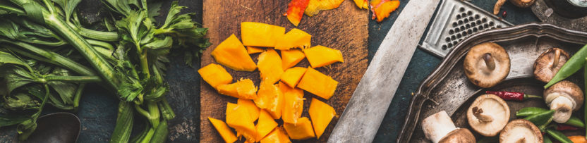 Top Five Fall Foods for Fantastic Skin & Hair